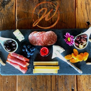 Charcuterie boards are the perfect compliment to your experience! Available for just $18